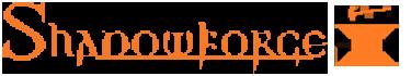 Shadowforge Logo